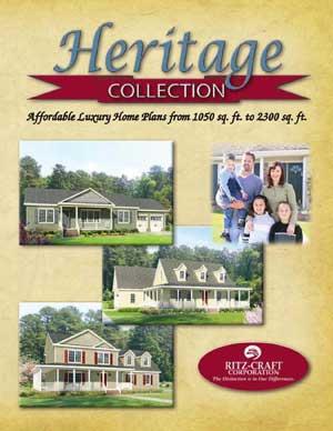 Modular Home Heritage Collection Modular Homes